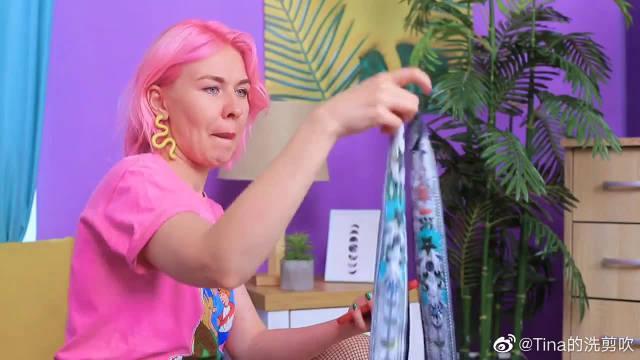 11个可爱的发型创意和技巧,DIY云朵发,头发帽子,简单独特!