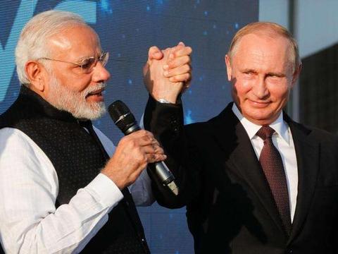 不是冤家不聚头!俄印军贸猛坑印度的背后,其实大有原因
