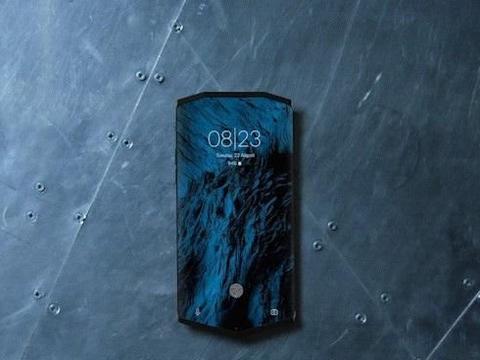七边形手机:骁龙 865+16G 内存,外观太个性了