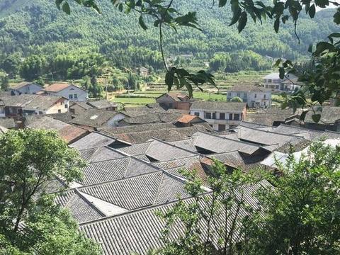 湖南一处中国历史文化名村,有天下第一村美誉,有500多年历史
