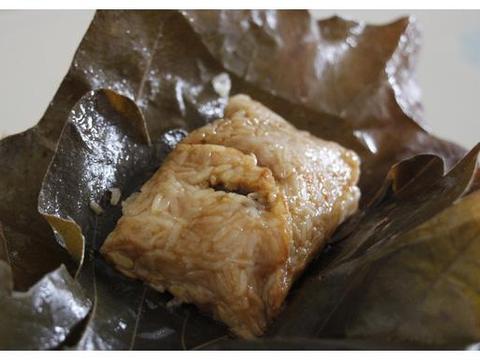 河南鲁山用这种树叶包粽子,清香又好吃,还给它起了个特别的名字