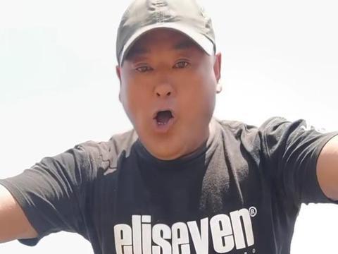 武术大师田野正式挑战王战军,拳迷:王战军不敢和你打