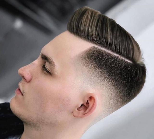 男士夏季发型别乱剪,这9款造型干净帅气,很有精神