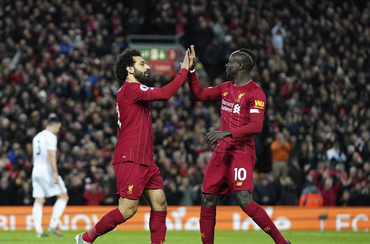 利物浦赛季回顾:一骑绝尘刷新多项纪录,红军终回英伦王座