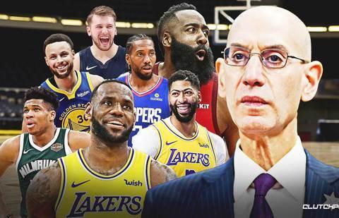 钱>脸>命:虚伪的NBA复赛大辩论