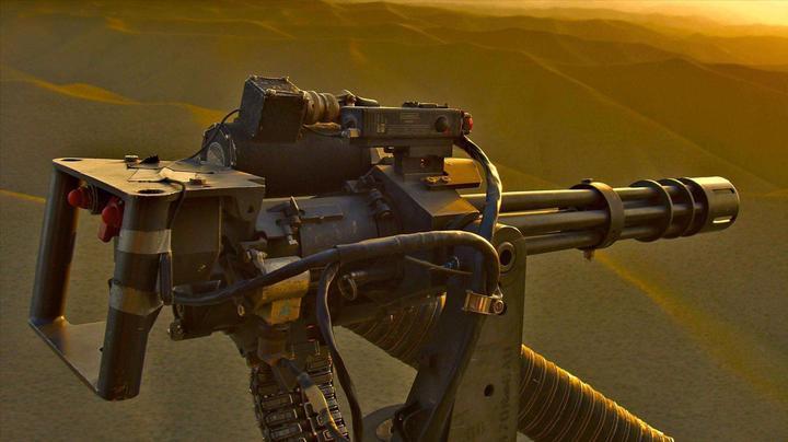 美国航炮有多强?比加特林射速还快,能瞬间把坦克打成筛子