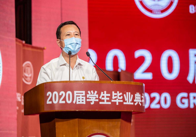 北京第二外国语学院校长计金标:在平凡中创造不凡