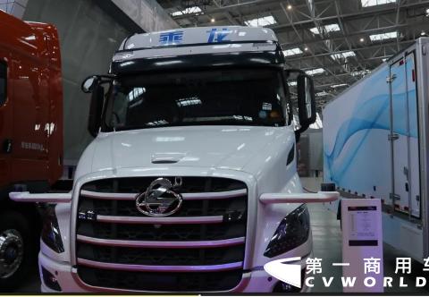 乘龙T7携手L4级自动驾驶黑科技,解锁卡友长途驾驶新方式!