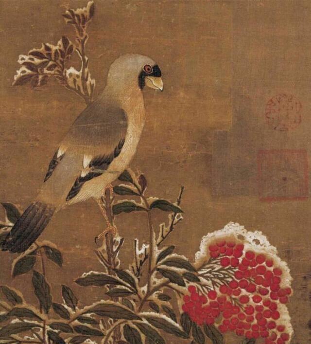 """什么是中国画中的""""野逸""""?"""