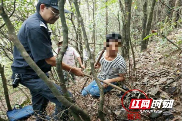 """严厉打击非法捕猎 桂东男子""""科技狩猎""""被查处"""