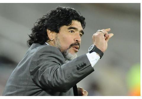 马拉多纳预测克洛普下一站在意甲球队,德国队适合前球星来执教