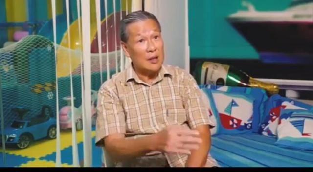 无线老戏骨刘江:我跟太太呼吸空气都要两三万 TVB能给多少钱