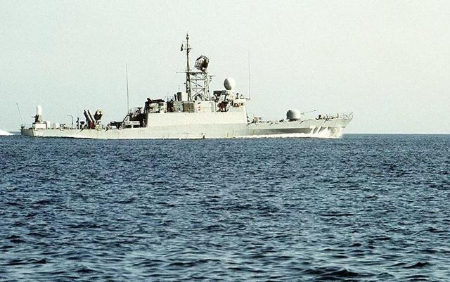 3艘伊朗渔船侵入领海,沙特在警告无效后果断开枪射击