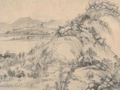 三画家临摹古画,张大千卖1700万,吴湖帆卖9890万,他却卖了7亿