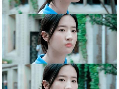 美丽动人的校园女神角色,刘亦菲的《致青春·原来你还在这里》