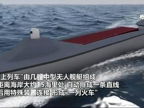 先搞无人战舰,又造无人潜艇!美国海军未来会不会一个人都没有?