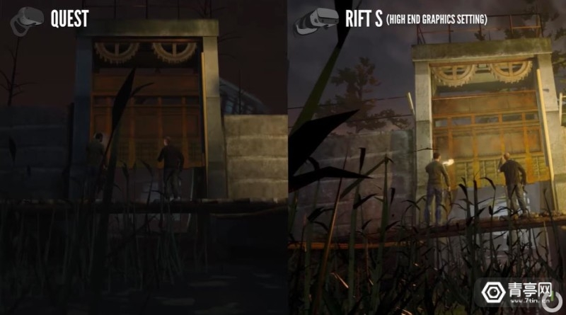 VR游戏《Phantom》上线,支持Rift、Quest跨设备购买
