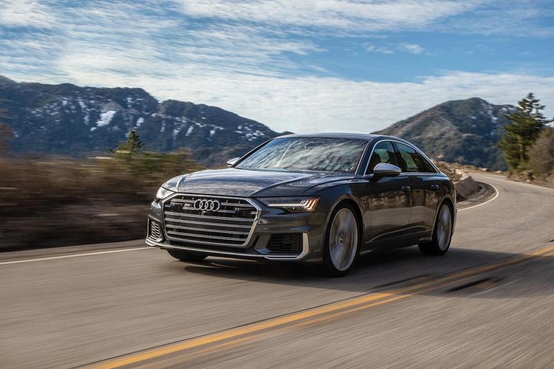 新款奥迪S6即将在国内上市 不再搭载V8发动机 预计售价95万元