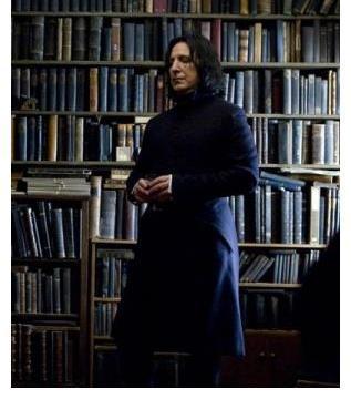 成就了《哈利波特》,他是斯内普更是艾伦里克曼,温柔的顶级反派