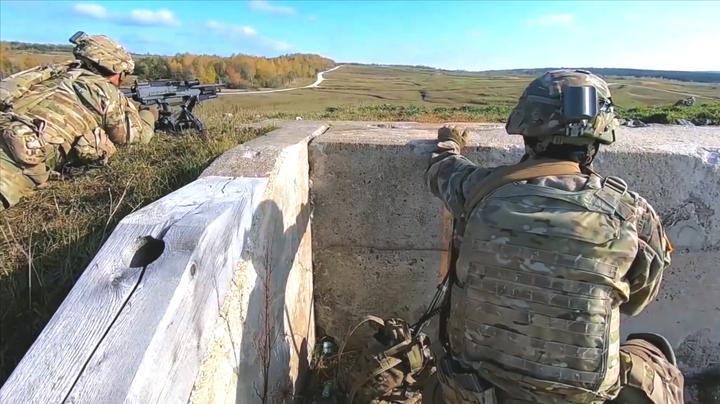 """美军未来装甲部队的中坚力量,他们被称为""""龙骑兵"""""""