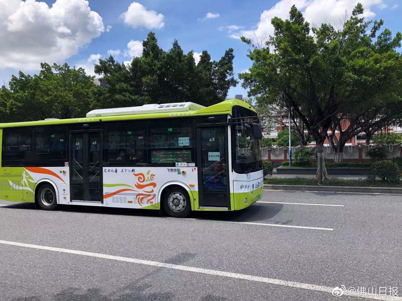 顺德新城区至交通综合楼定制公交专线来了