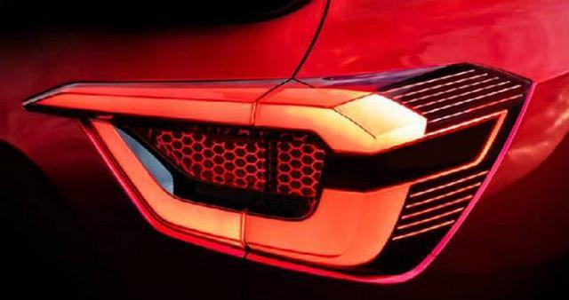 日产全新小型SUV预告图曝光,或将定名Magnite