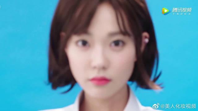 韩式日常美妆教程分享 轻松画出封面女神妆容 你的女神梦不再破灭