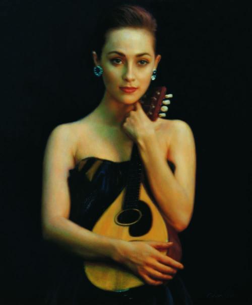 五旬画家娶24岁娇妻,为她画人体一幅卖1.4亿,未到5年身体被掏空