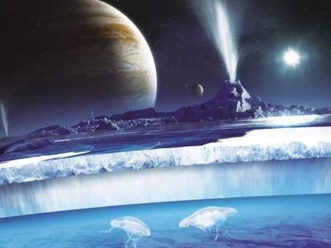 外星生命或隐藏在太阳系,科学家最新发现,木卫二海洋内或有生命