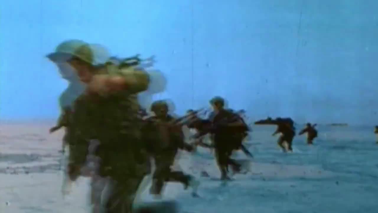 《太平洋战士》7-恶魔的铁(二战 海军陆战队 日本 珍珠港 中途岛 反法西斯同盟)