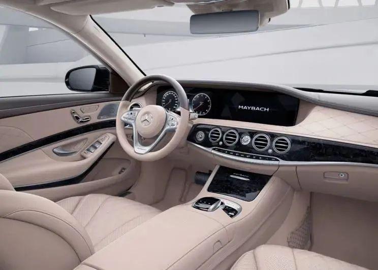 限量发售10台 迈巴赫S级特别版官图发布