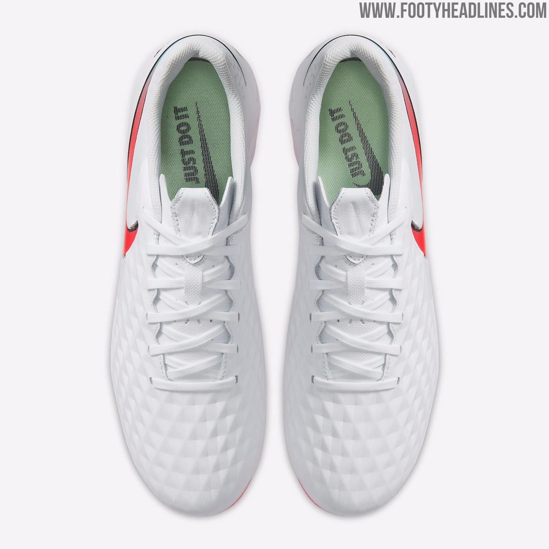 "Nike Tiempo Legend 8 ""United Pack""足球鞋曝光"