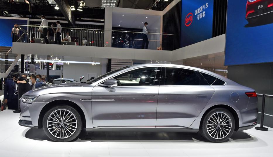 比亚迪汉将于7月10日上市,有纯电、混动车型可选,你期待吗?
