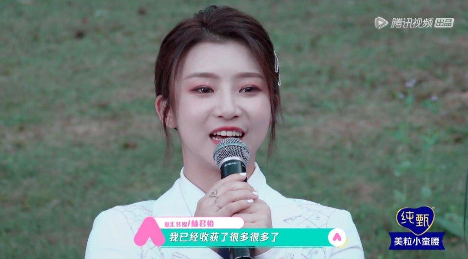 创3苏芮琪还敢放狠话,没见陈卓璇和林君怡都已服软么
