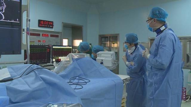 菏泽市成武县:打造优质医疗团队 诊疗水平向高端迈进