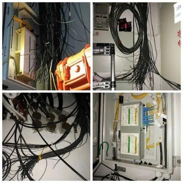 胆子好大!移动公司的几千人小区宽带光缆又被物业直接砍了