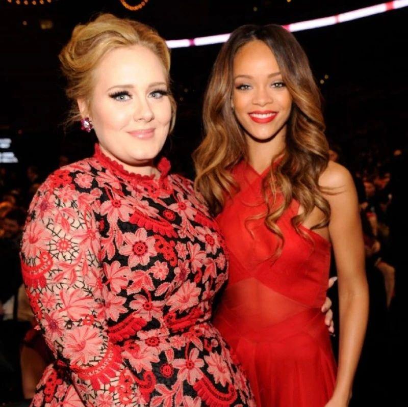 石油大王砸钱!蕾哈娜将同台Adele,合体为了阿拉伯国庆日进行破天荒表演!