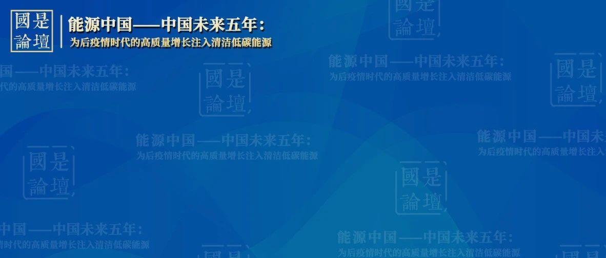 李毅中:绿色发展关键在这八个字,别盲目发展煤化工