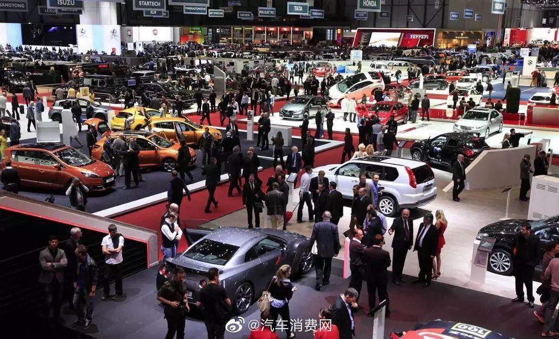 北京时间6月30日,日内瓦国际车展主办方宣布……
