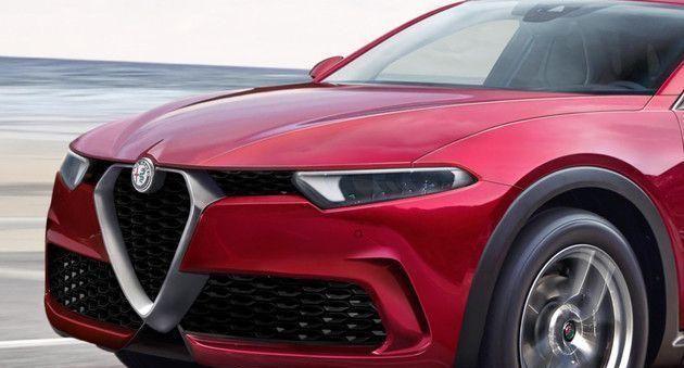 阿尔法·罗密欧计划推全新小型SUV 基于CMP平台打造