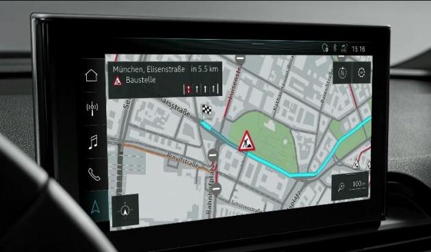 【原创】奥迪全新Q5发布 智能化OLED尾灯是亮点