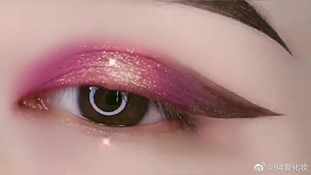 原来眉笔还能这样用,3步打造超A精致眼妆