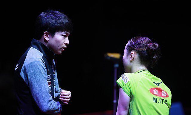 伊藤美诚表示不惧怕陈梦,世界第二哪来的底气