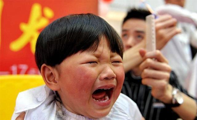 为什么孩子不爱理发?背后这些心理原因,做父母的要了解