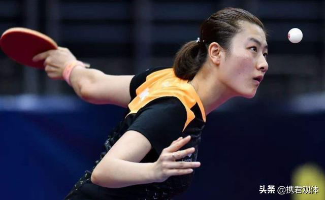 日本公开赛国乒两悍将双双落败,没想到日乒两选手纷纷成为苦主