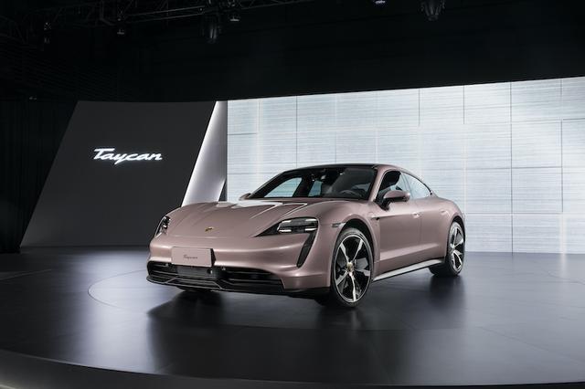 88.8万元起的全新后驱版Taycan来了原来完美纯电跑车真的存在