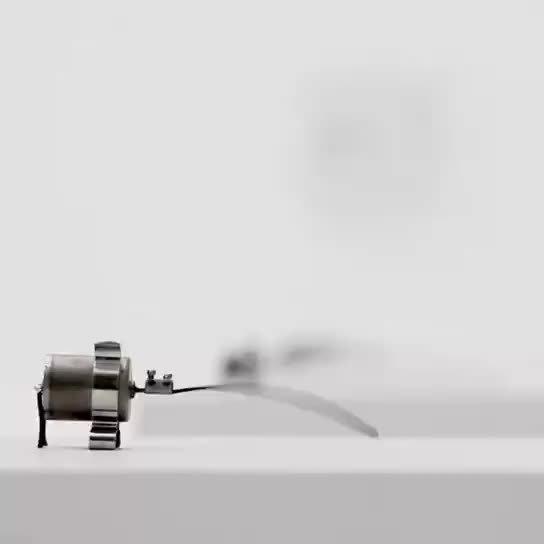 """👂 这是一个瑞典艺术家Zimoun建造的""""声音雕塑""""……"""