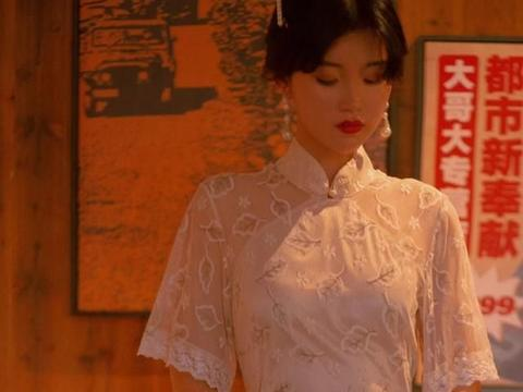 潮流元素烂大街了,中式旗袍才经典,让你精致又靓丽