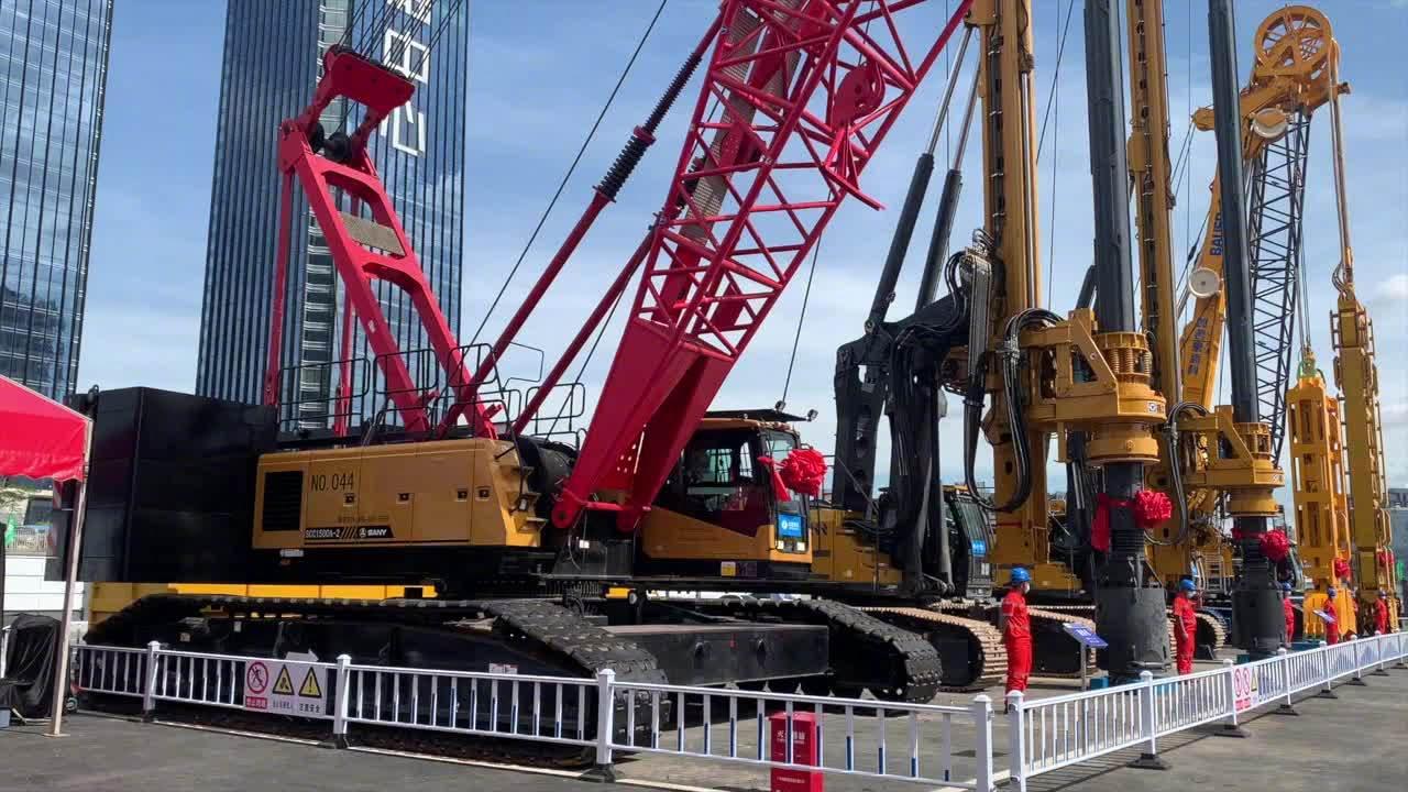 穗莞深城际铁路深圳机场至前海段工程正式开工