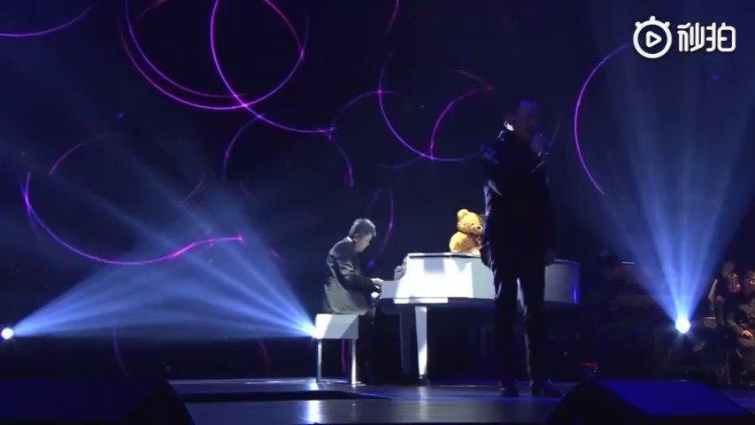 张信哲&徐佳莹《有一点动心》Live 两个人的声线都那么温柔……